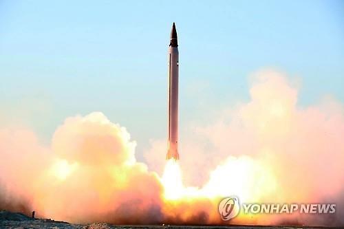 미군 기지 타격한 22발 이란 미사일 북한과 연관