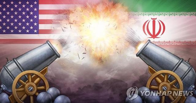 """이라크 軍 """"바그다드 그린존에 로켓 2발 공격받아…사상자는 없어"""""""