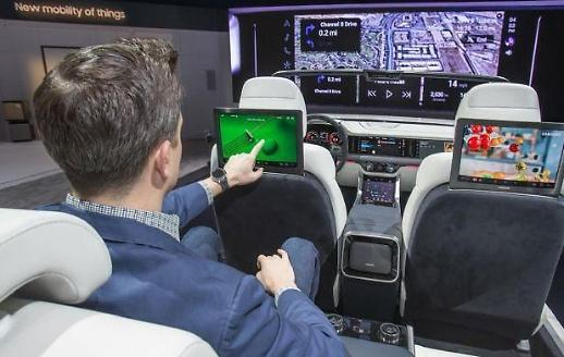 Samsung trưng bày hệ thống viễn thông 5G và buồng lái kỹ thuật số tại CES 2020