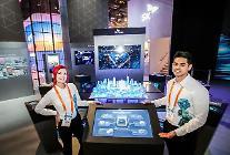 """[CES 2020]SKハイニックス""""半導体技術、難しくないです"""""""