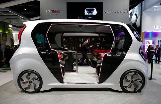 LG và Luxoft đồng ý thành lập liên doanh infotainment system trên ô tô
