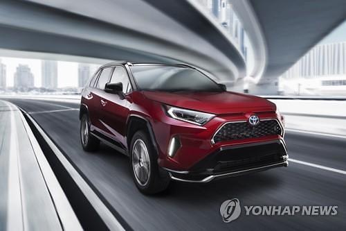 일본 자동차 중국판매 4% 성장…도요타 선전 두드러져