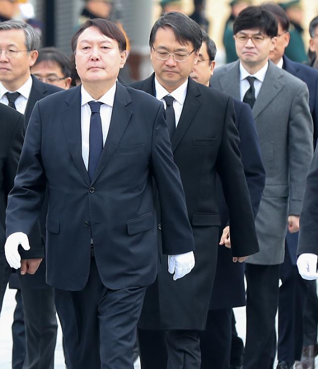 """靑, 검찰 문책성 인사 논란에도 """"개혁 차질없이 수행"""""""
