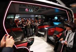 .LG Electronics and Microsoft strengthen cooperation in car infotainment and building management systems.