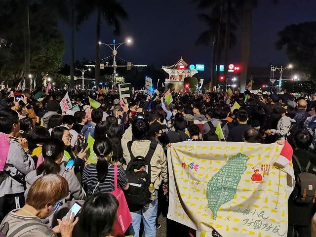 [김진호 칼럼]대만 선거 분위기에 드러난 복잡한 현실