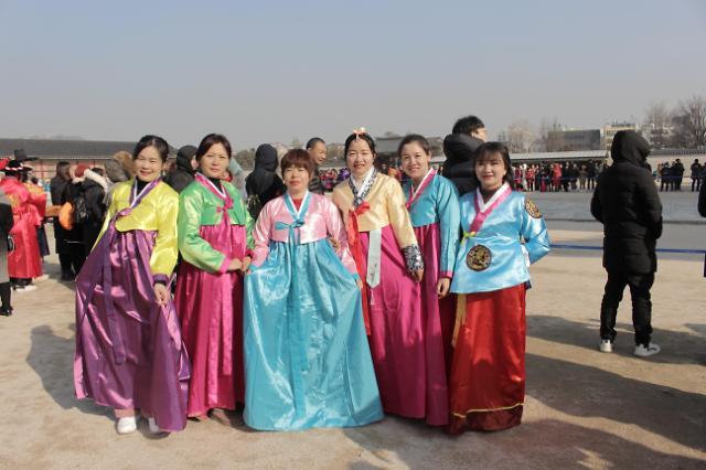 中国5000人超级大团访韩 韩中关系能否迎来又一春