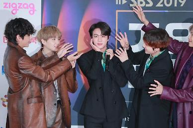 BTS sets new record in S. Korea with biggest physical album sales in 2019