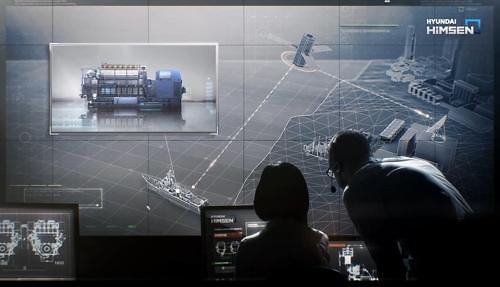 Hyundai shipyard develops fuel-efficient AI-based ship management system