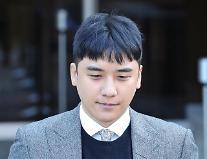 元BIGBANGのV.I、2度目の令状実質審査のため裁判所へ