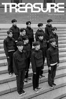 YG新男团TREASURE出道真人秀即将开播
