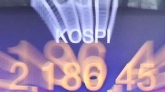 KOSPI tăng hơn 1% nhờ lực mua của nhà đầu tư người nước ngoài