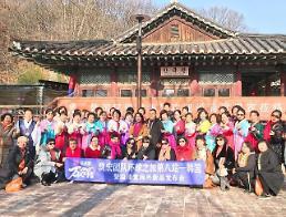 .重返的游客...中国国家主席访韩行程将至 韩中关系处处透露恢复信号.