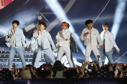 .BTS picked as main driving force in global promotion of Korean culture.