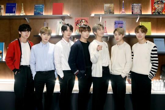 방탄소년단, 세계적 미술작가들과 협업…커넥트 BTS 개최