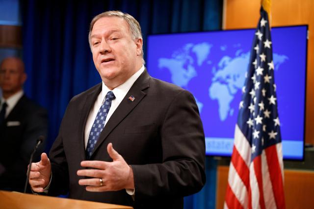 蓬佩奥:美国对朝鲜不构成安全威胁,望金正恩作出正确选择
