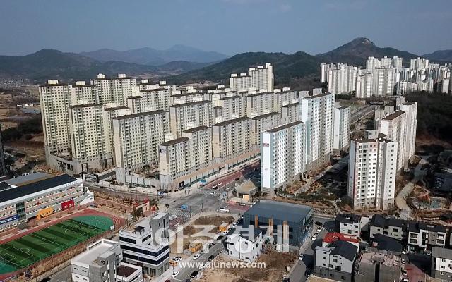 경북도청 신도시, 주민등록 인구 1만7443명...상주인구 2만3120명으로 증가