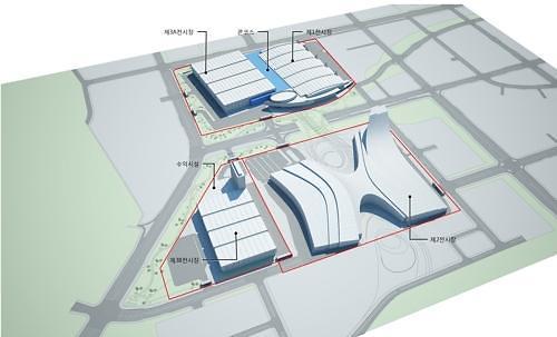 韩国国际会展中心扩建计划敲定明年动工