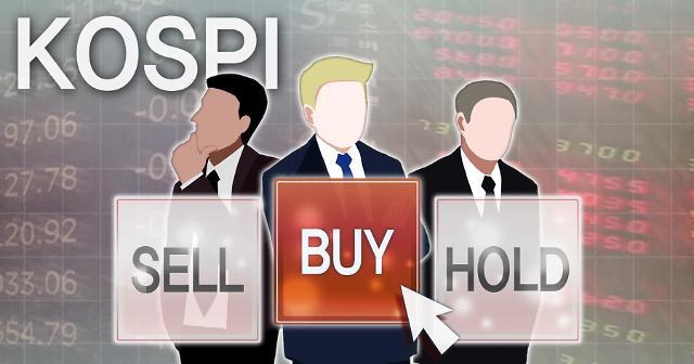 KOSPI外国人持股市值占比创13年来新高
