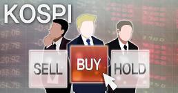 .KOSPI外国人持股市值占比创13年来新高.
