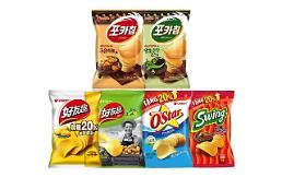.好丽友薯片热销亚洲 一年卖出近4亿包.