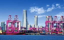 .仁川港集装箱吞吐量7年来首次下滑.