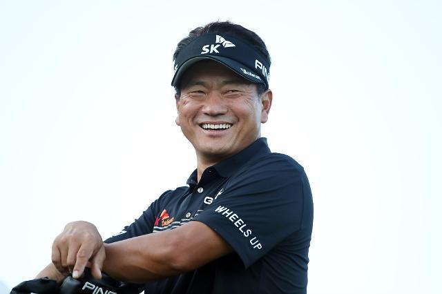 최경주, KPGA 부회장 수락…男 골프 발전 위해