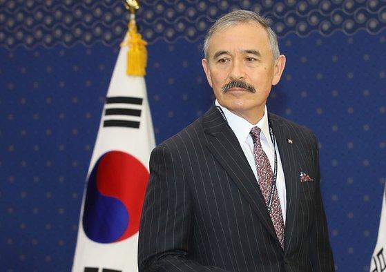执政党批评美国驻韩大使干涉内政