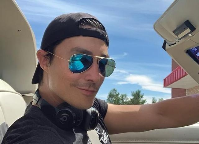 Actor Daniel Henney urges fans to watch online imposters