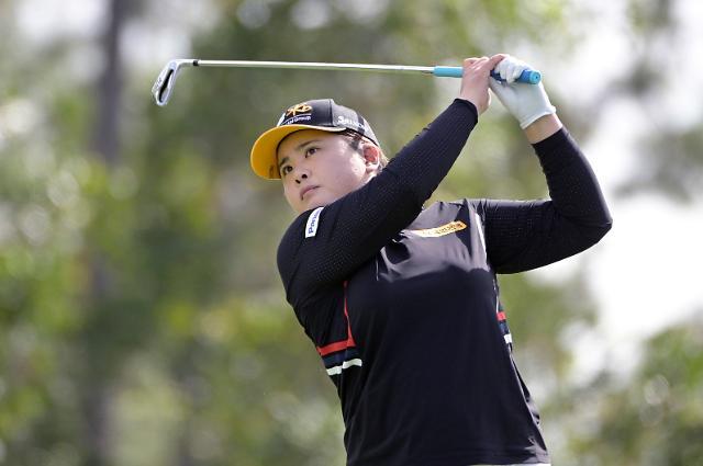 박인비, LPGA 개막전 3R 선두…김세영과 두 타 차