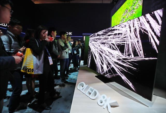 삼성·LG 8K TV, 화질 공방서 차별화로 승부