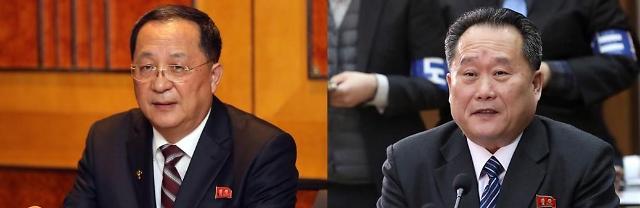 北 외무상 외교통 리용호 빼고 군출신 리선권으로?…대미·대남 전략 변화 주목