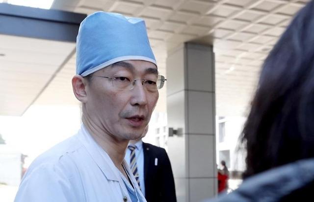 이국종, 내달 외상센터장 사퇴 의사 밝혀