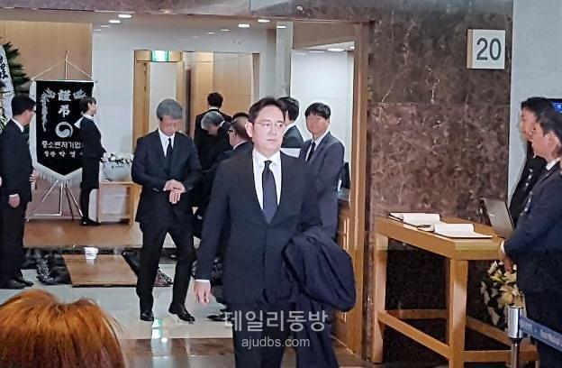[신격호 빈소] 이재용 부회장, 20일 아침 조문