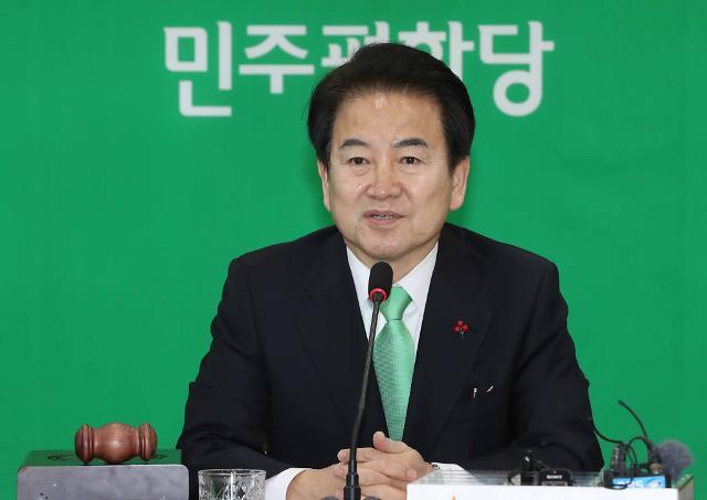 """평화당, 총선 1호 공약...""""20평 아파트 1억에 100만호 공급"""""""