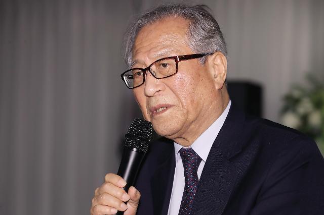 정세현, 해리스 한·미 워킹그룹 발언에 외교상 기피인물 거론