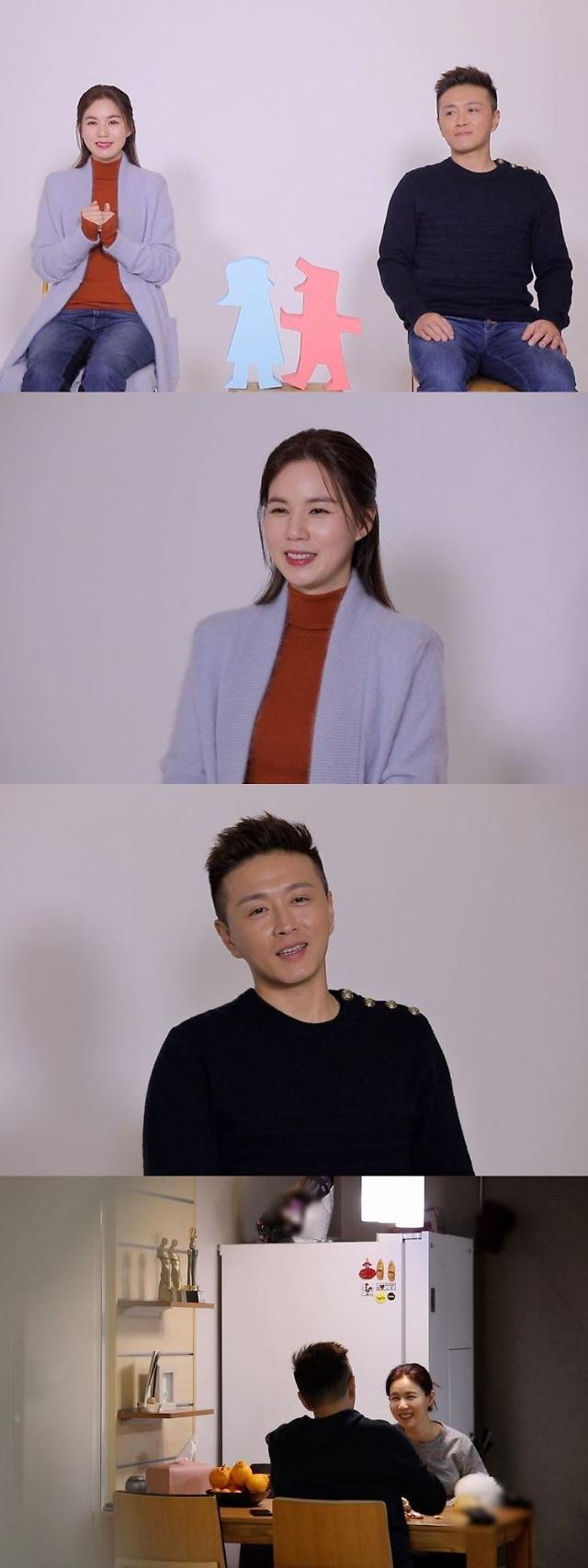 """동상이몽2 진태현♥박시은, """"이젠 둘이 아닌 셋"""" 공개 입양한 대학생 딸 공개"""