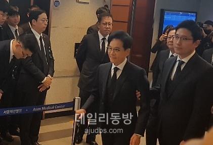 [신격호 빈소] 이재현·이낙연·박정원·김정태 등 조문