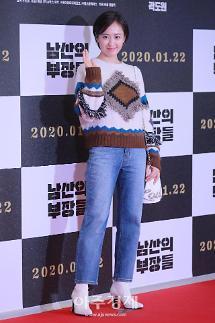 [포토] 김민정,'우아하게' (남산의 부장들 VIP시사회)