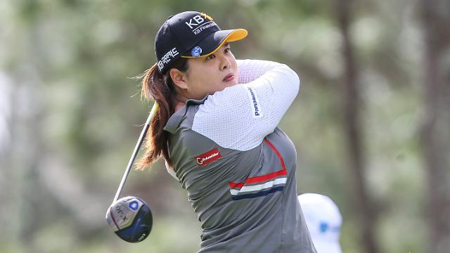 박인비, 세계랭킹 14위 진입…韓 선수 중 6위 유지