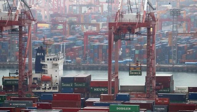 韩国1月前20天出口同比减0.2% 半导体增加8.7%