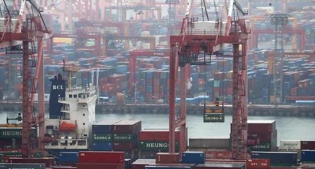 韩国1月前20天出口同比减0.2%