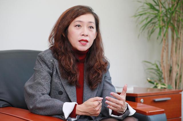 """[아주초대석] 유정아 IPTV협회 회장 """"미디어 전체를 묶겠다""""… 네가지 키워드 제시"""