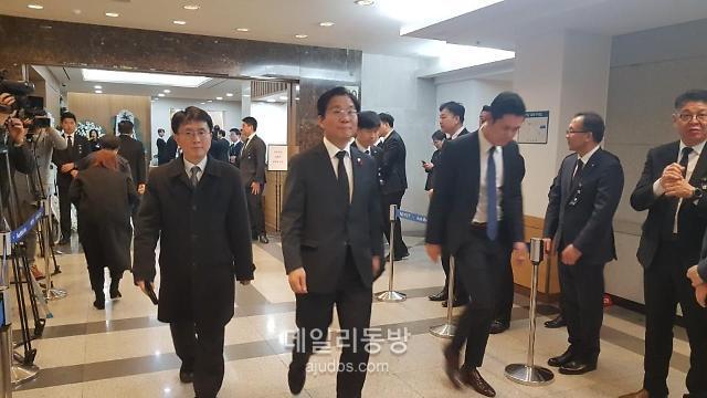 [신격호 빈소] 성윤모 장관 무에서 유를 창조하신 분