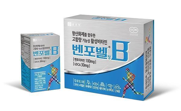 고함량 활성비타민 '벤포벨' 한 알로 명절증후군 해소
