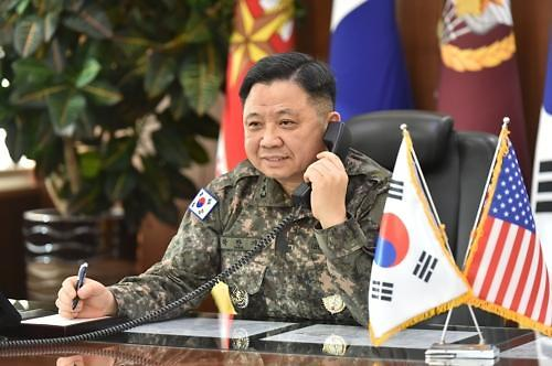 韩美联参议长通电话交流巡航霍尔木兹计划
