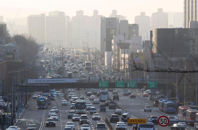 韩国立环境科学院发布韩中大气质量共同研究团报告