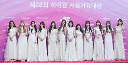 .Project girl band IZ*ONE allowed to resume activities suspended by vote-rigging scandal  .