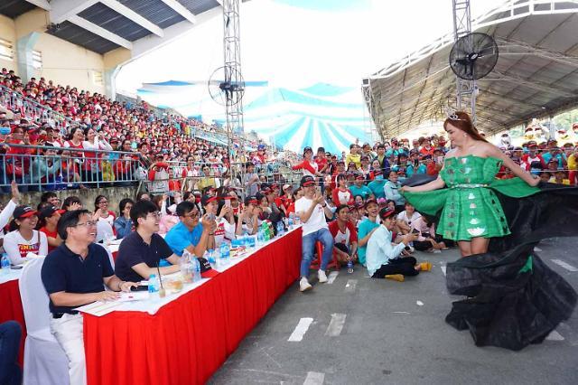 한세실업, 베트남 호치민서 대축제…4만명 모이는 연례행사로 발전