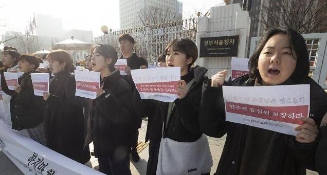 [등록금 동결시대] 평가 불이익 우려에 정부 방침에 동참하는 대학들