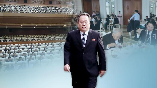 朝鲜前祖平统委员长李善权出任外相